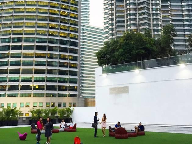 Avenue K rooftop