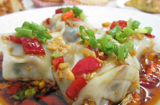 Swee Choon - Sichuan chilli oil wanton