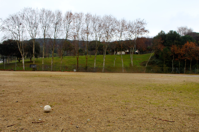 Camp de softbol de Sants