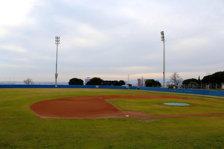 Camp de Beisbol Pérez de Rozas
