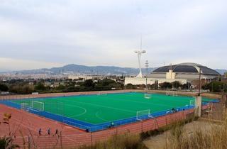 (Complex Esportiu Municipal Pau Negre – Parc del Migdia)