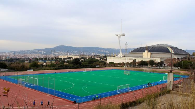Complex Esportiu Municipal Pau Negre – Parc del Migdia