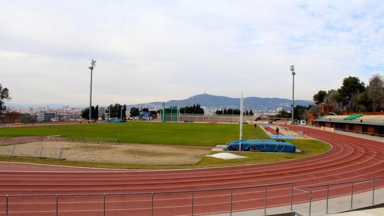 Estadi Municipal d'atletisme Joan Serrahima