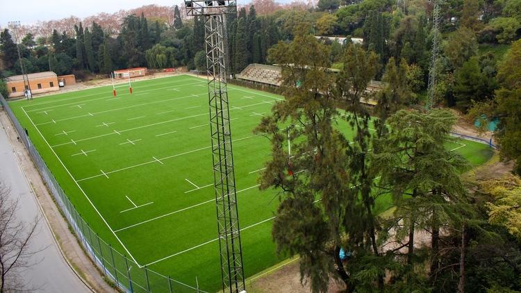 Camp Municipal de Rugby La Foixarda