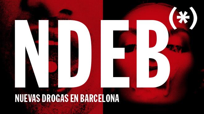 Nuevas drogas en Barcelona