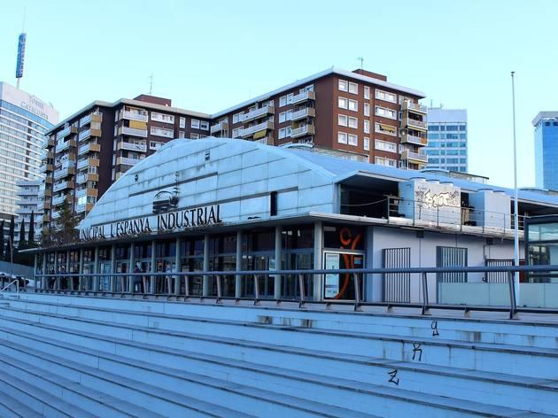 (Centre Esportiu Municipal de l'Espanya Industrial)