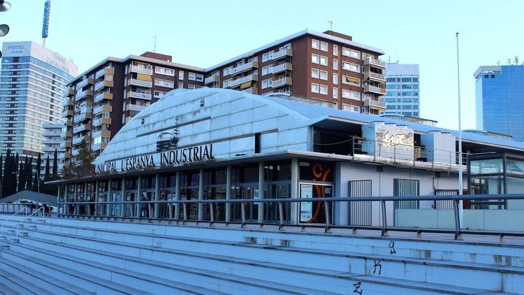 Centre Esportiu Municipal de l'Espanya Industrial