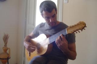 4 èpoques, 4 guitarres
