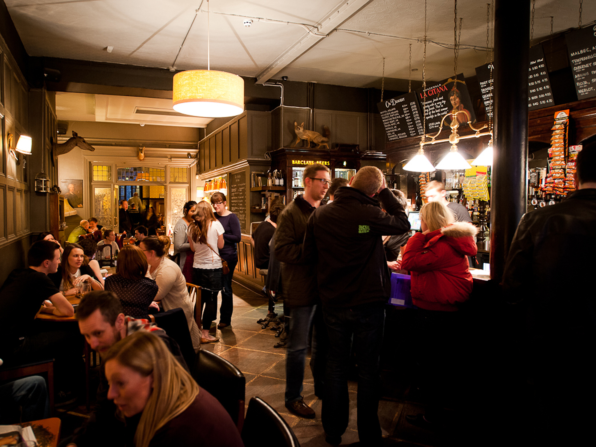 After work drinks in london bars and pubs from time out 39 s for Food bar drinking game