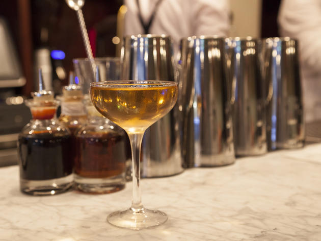 The 100 best bars and pubs in London - Bar Termini, Soho