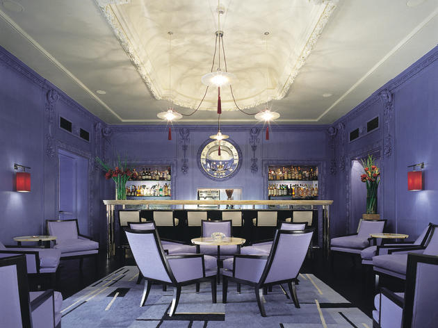 The 100 best bars and pubs in London - Blue Bar at The Berkeley, Knightsbridge