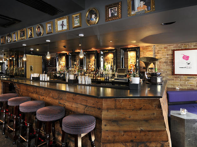 The 100 best bars and pubs in London - Callooh Callay, Shoreditch