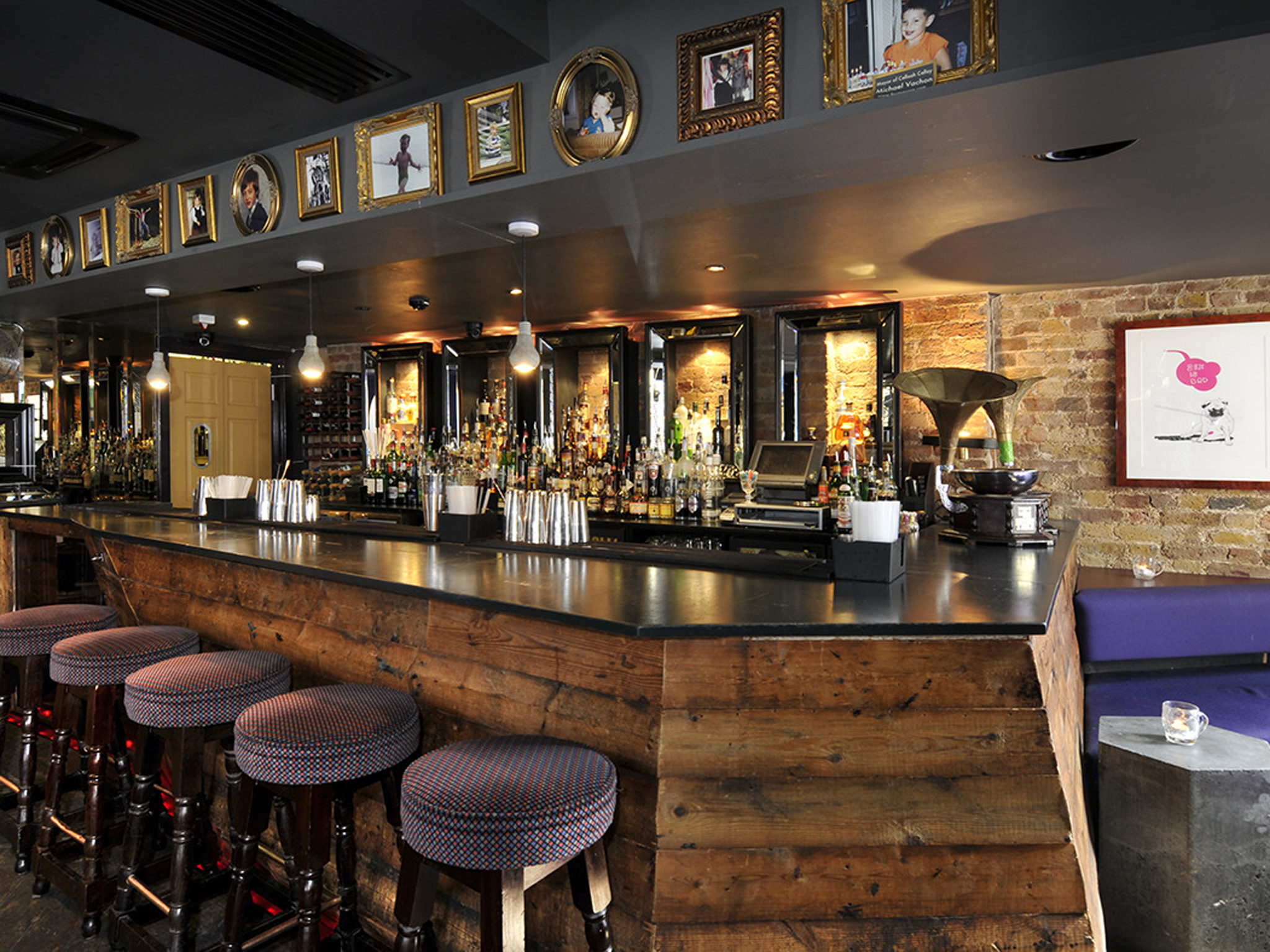 Celebrity Bars in London | DesignMyNight