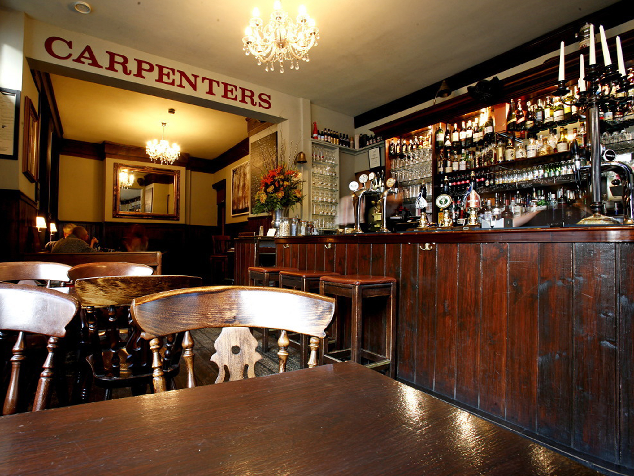 The 100 best bars and pubs in London - Carpenter's Arms, Bethnal Green