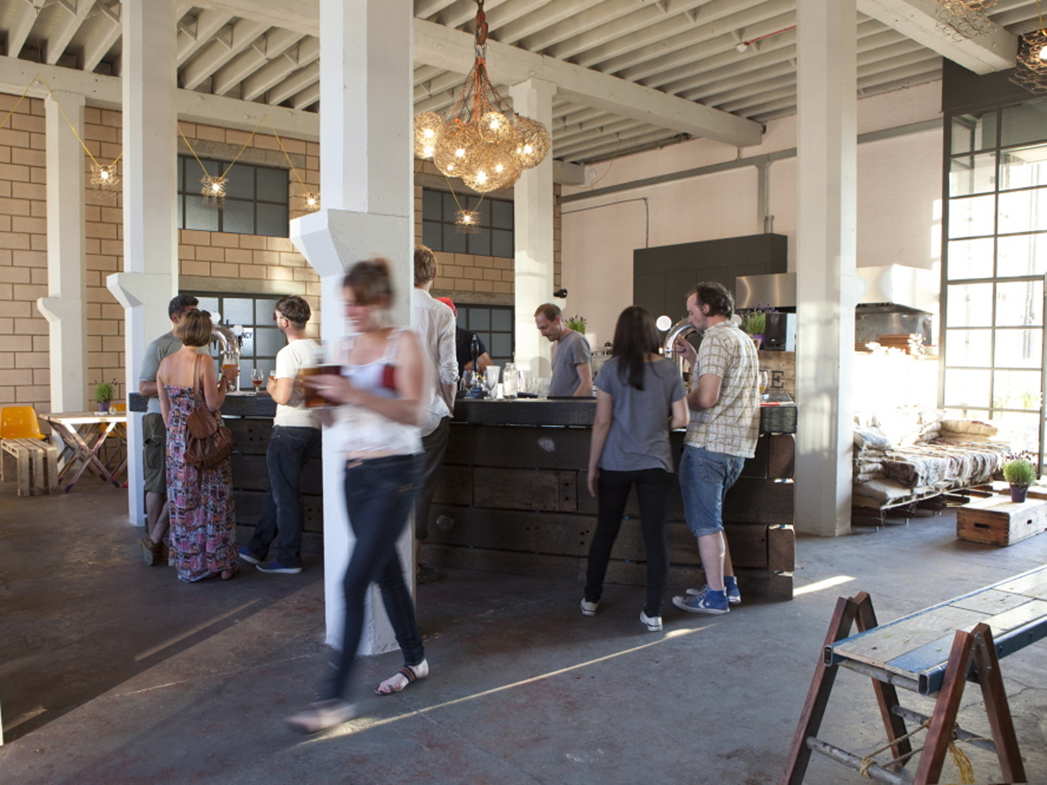 The 100 best bars and pubs in London - Crate, Hackney Wick