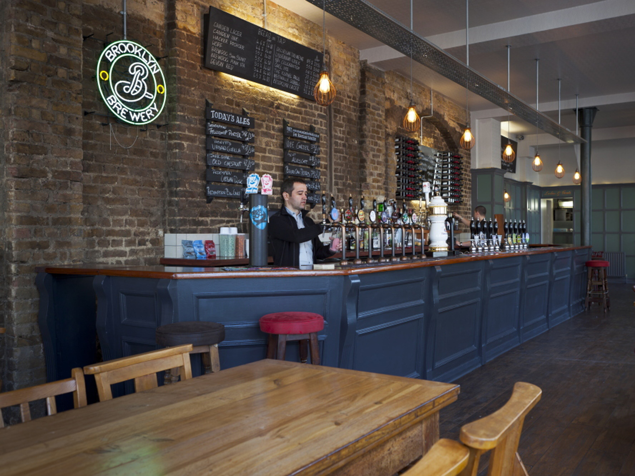 The 100 best bars and pubs in London - Crown & Anchor, Brixton
