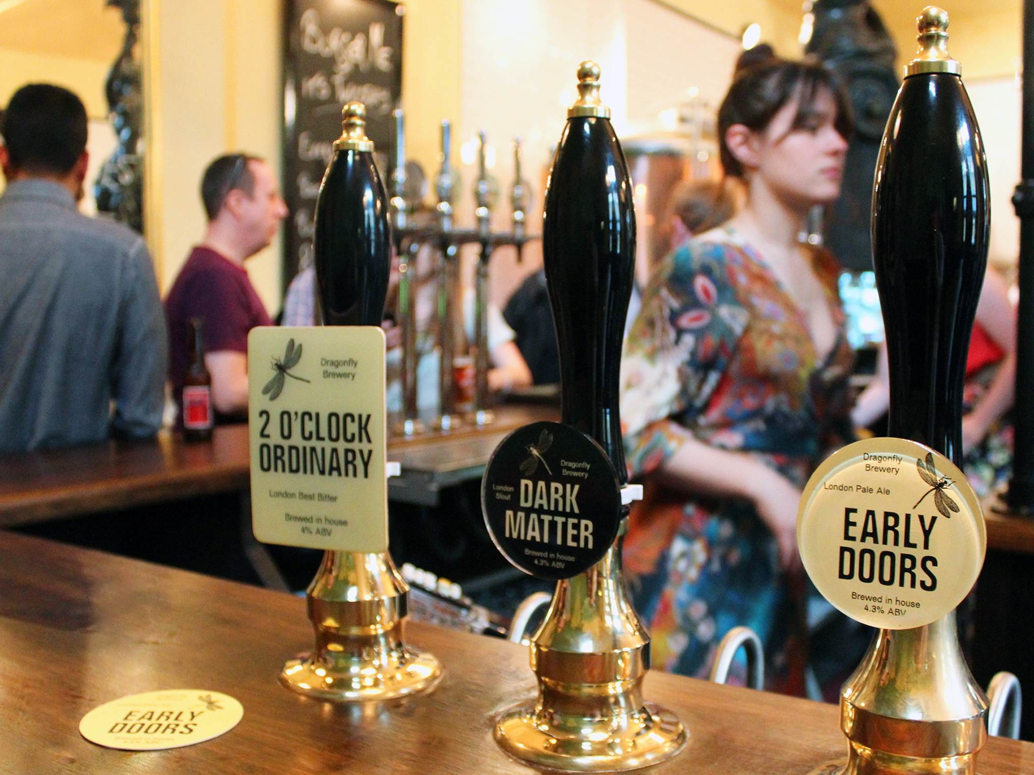 Dragonfly Brewery at The George & Dragon