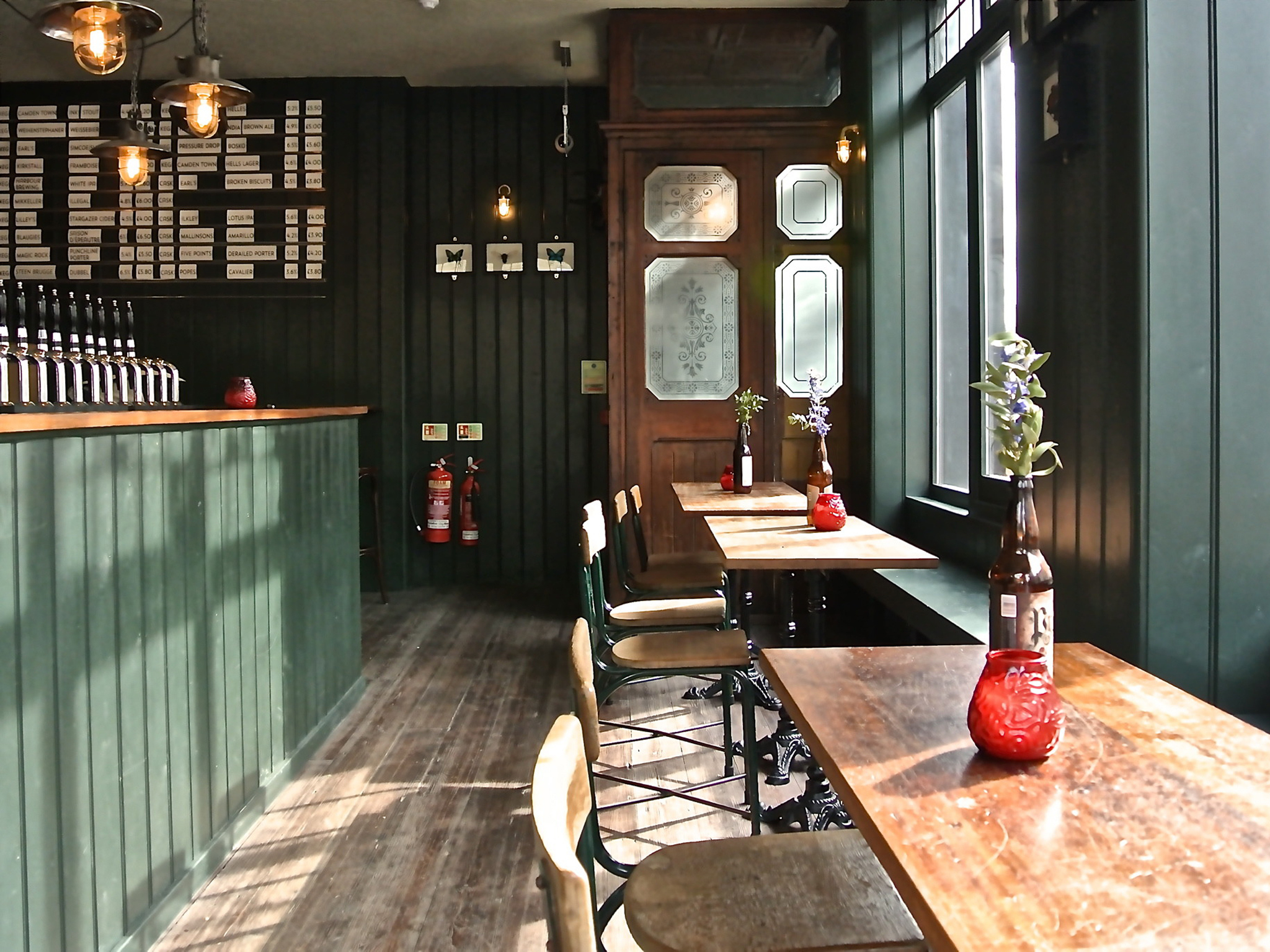 The 100 best bars and pubs in London - King's Arms, Bethnal Green