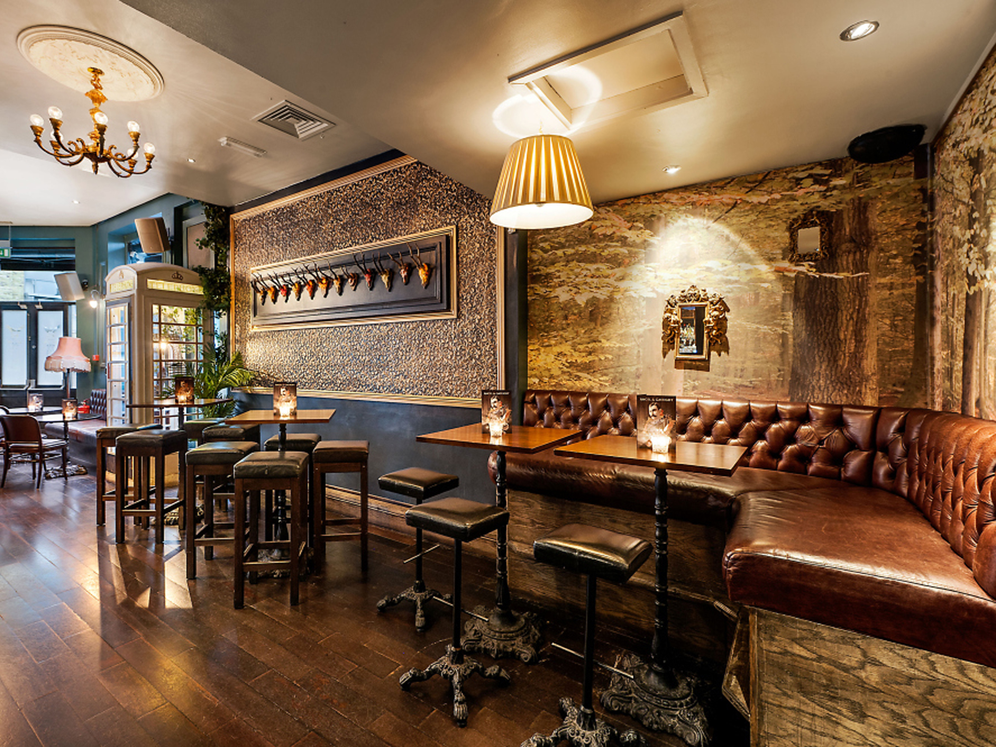 The 100 best bars and pubs in London - Lost Angel, Battersea