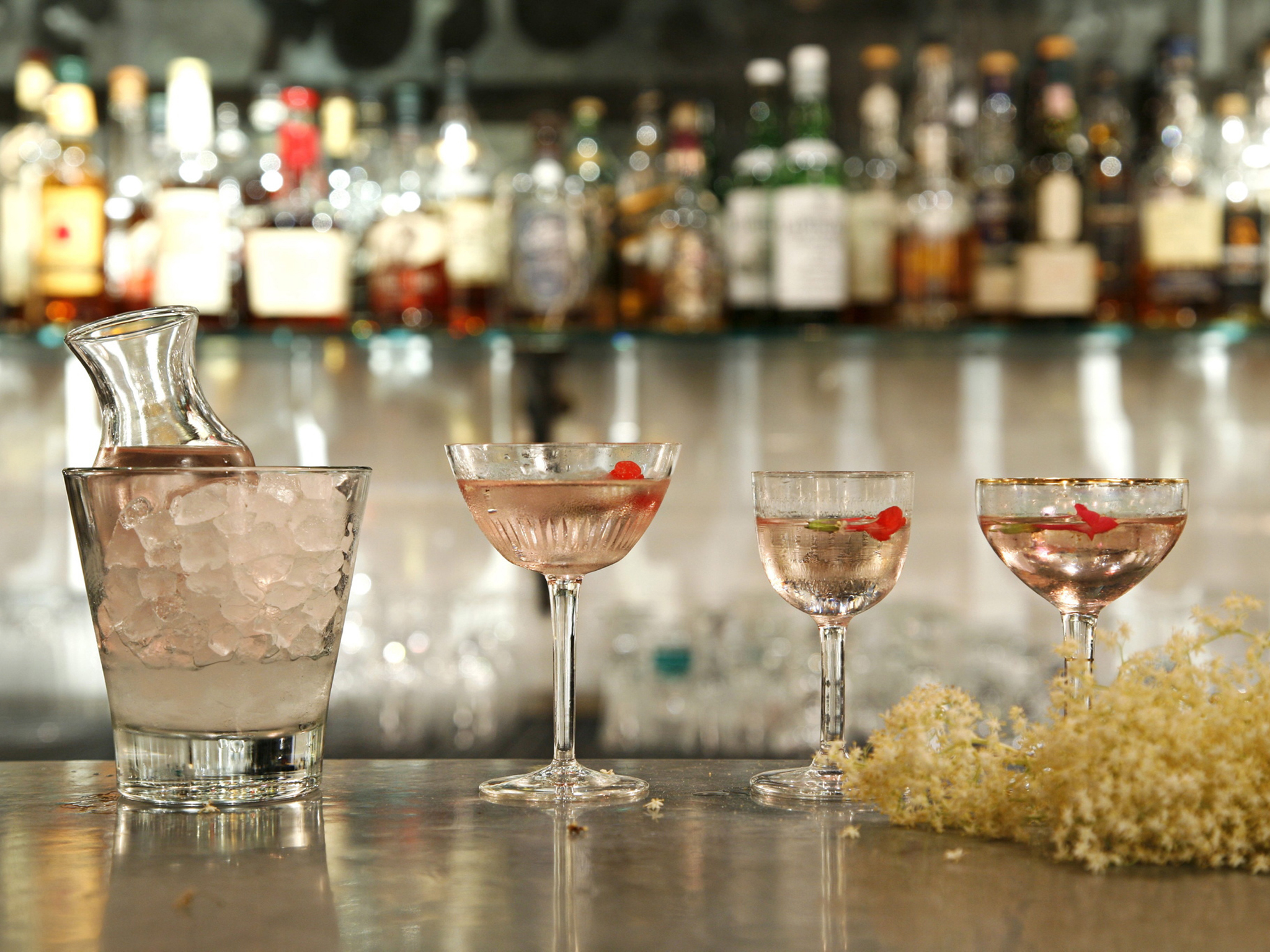 The 100 best bars and pubs in London - Mark's Bar, Soho