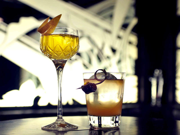 The 100 best bars and pubs in London - Nightjar, Shoreditch