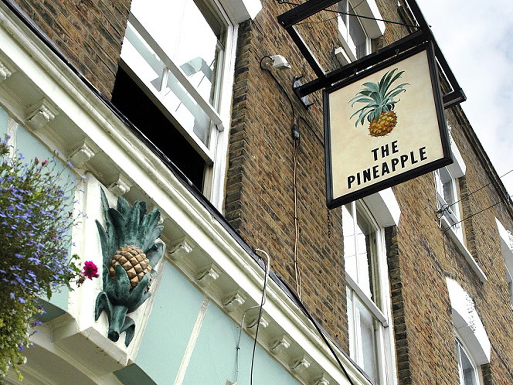 The 100 best bars and pubs in London - The Pineapple, Kentish Town