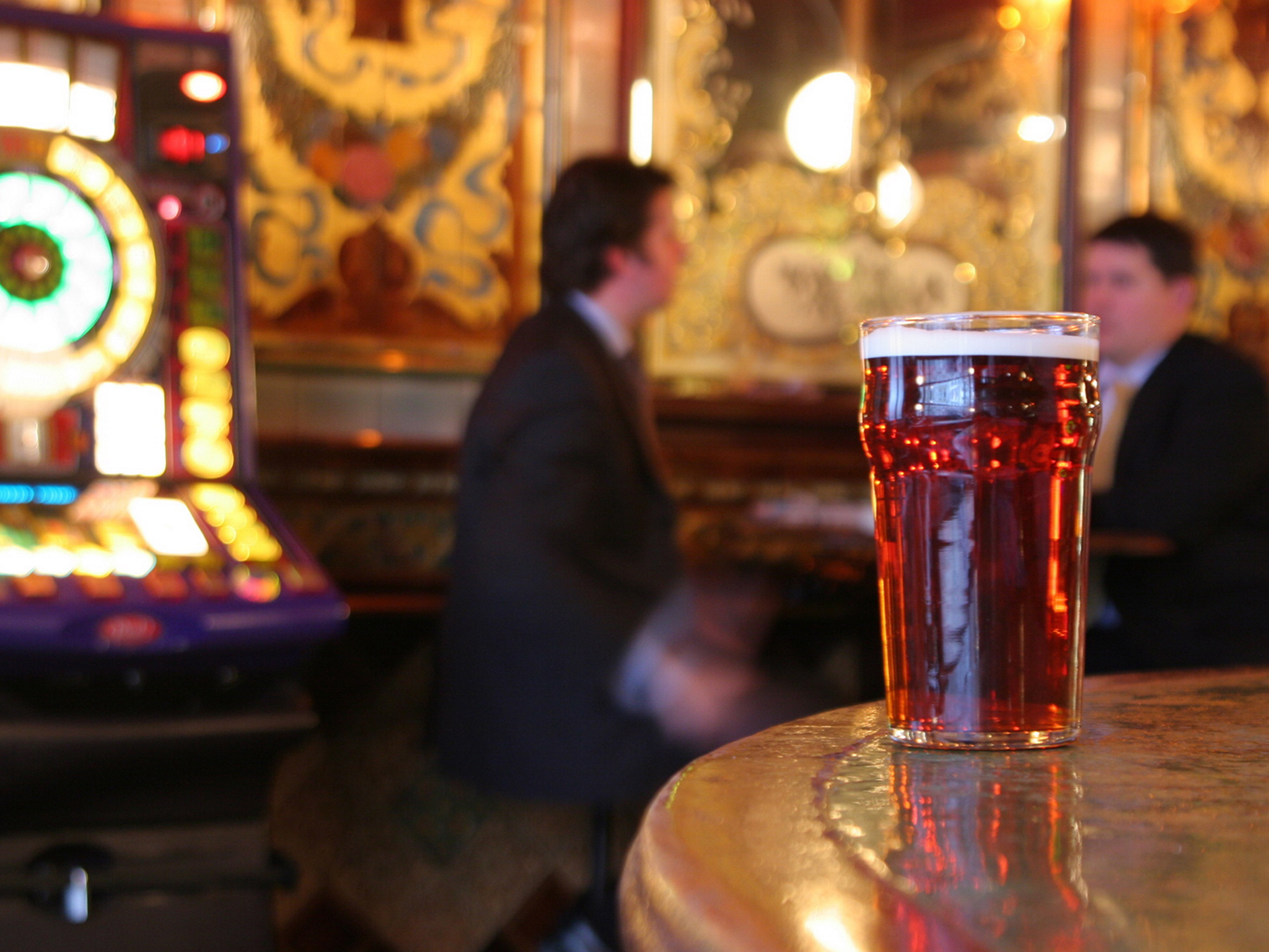 The 100 best bars and pubs in London - Princess Louise, Holborn