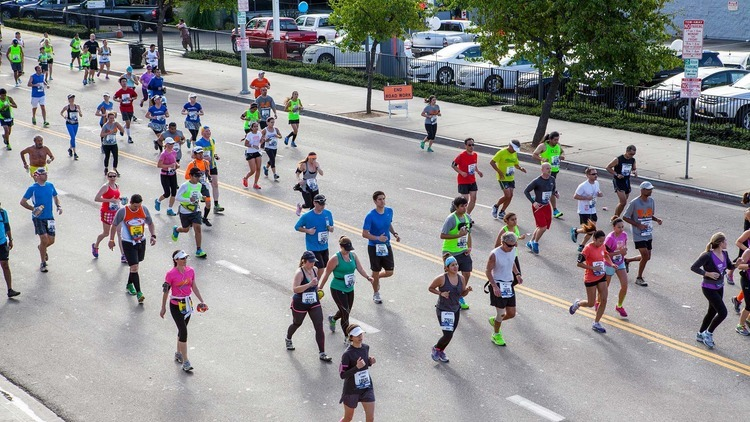5 ways for LA Marathon runners and spectators to beat the heat