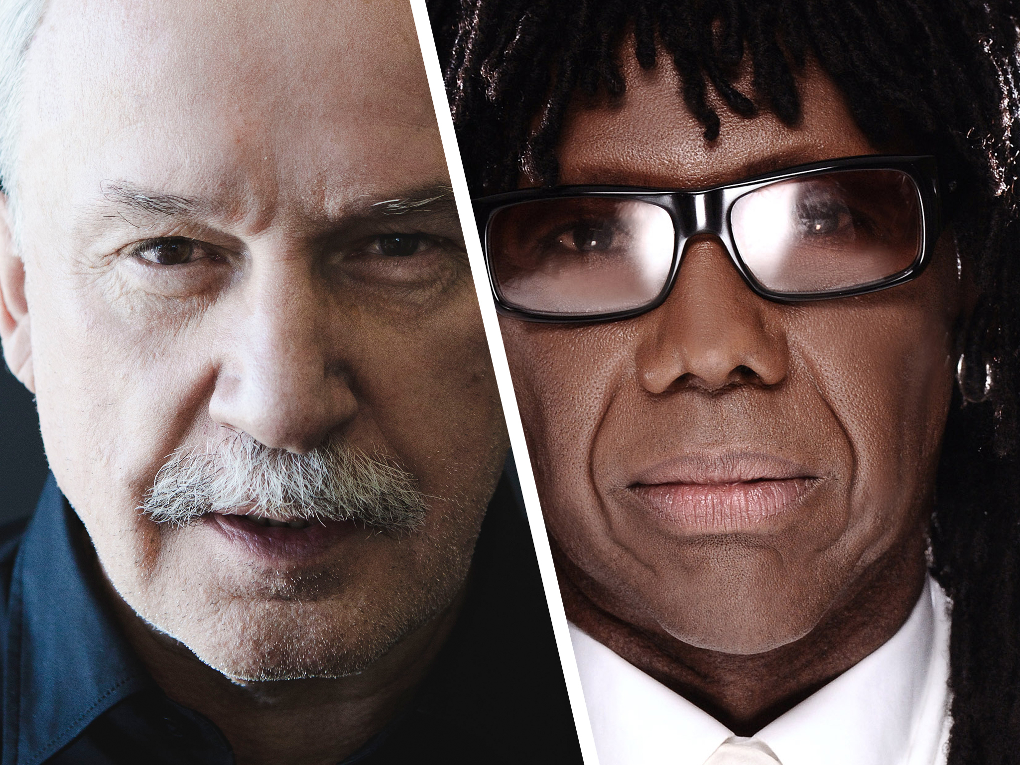 Giorgio Moroder and Nile Rodgers: Time Out meets the hit makers