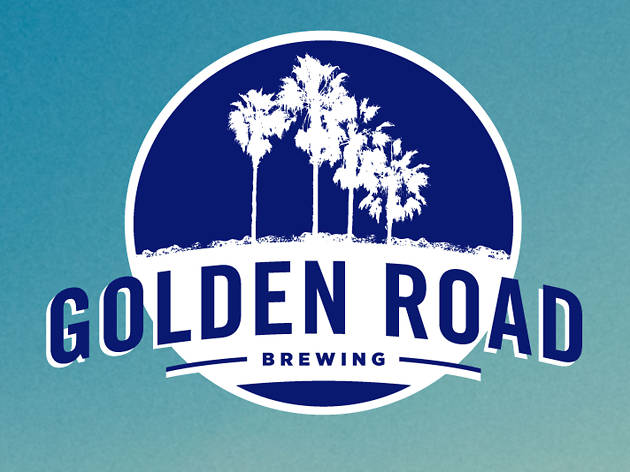Dinner pairing with Golden Road Brewing
