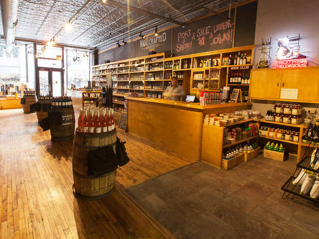 The best wine shops in Chicago
