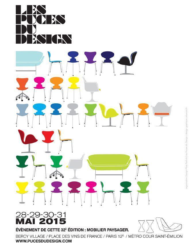 32e Puces du design