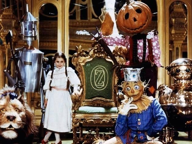 Return to Oz screening