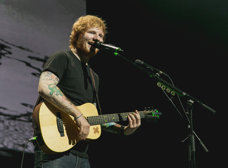 Ed Sheeran is returning to Singapore in 2019