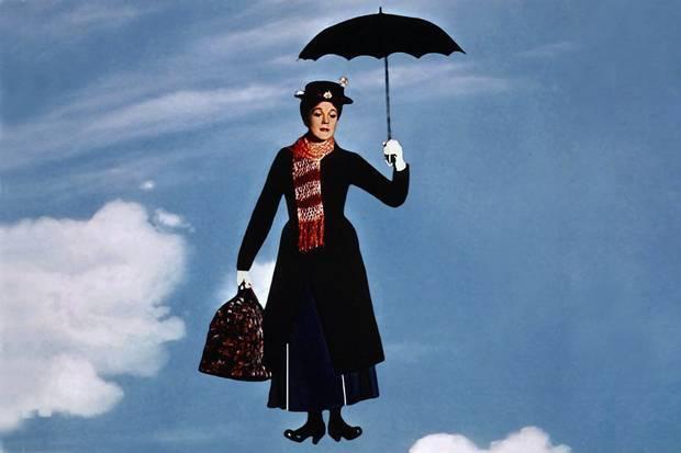 Imagen de la película Mary Poppins
