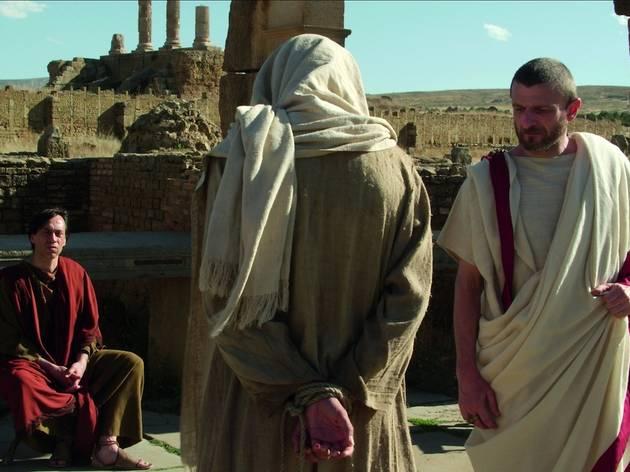 Histoire de Judas (de Rabah Ameur-Zaïmeche, avec Nabil Djedouani, Rabah Ameur-Zaïmeche et Mohamed Aroussi)