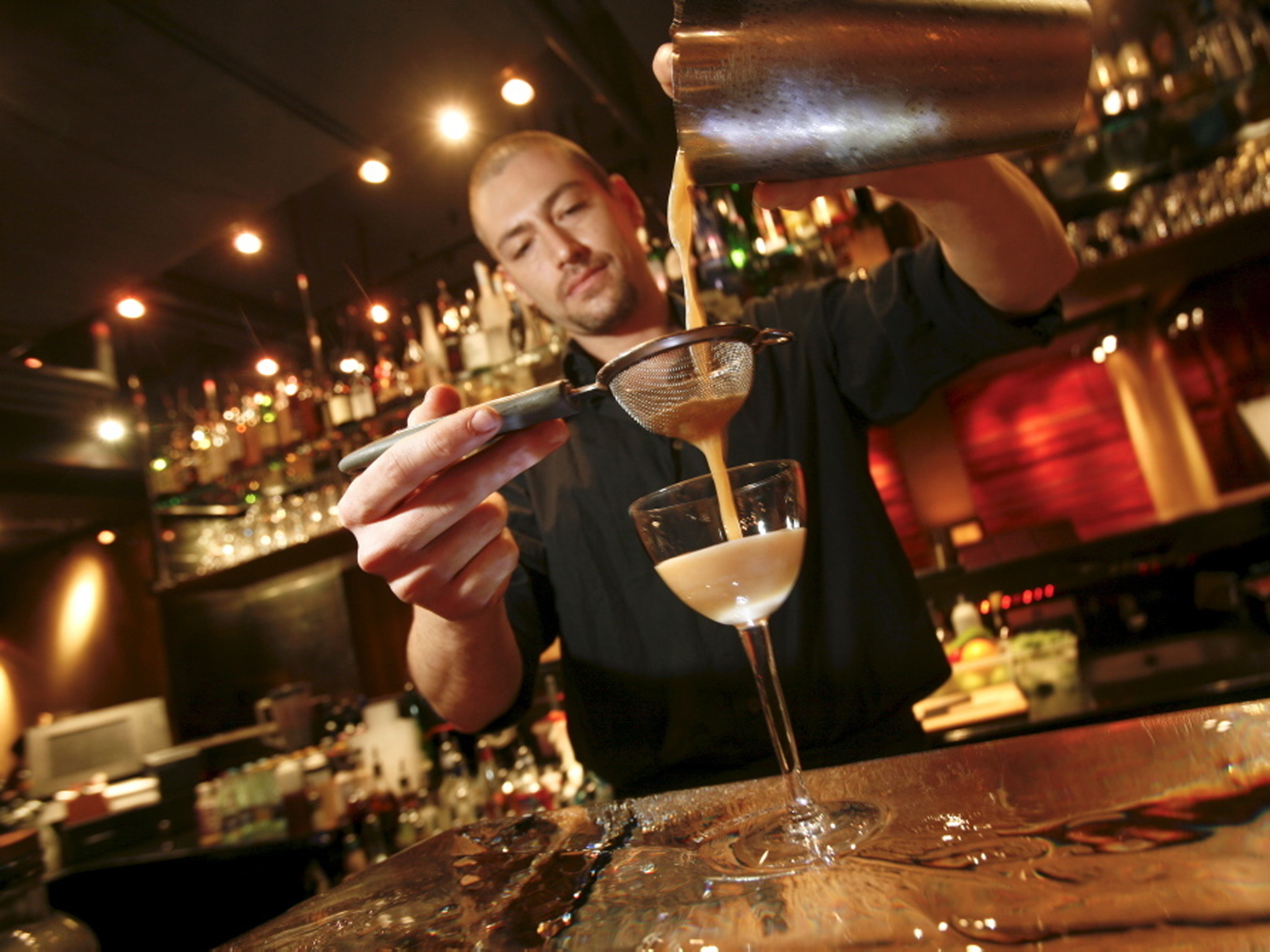 The 100 best bars and pubs in London - Shochu Lounge, Fitzrovia