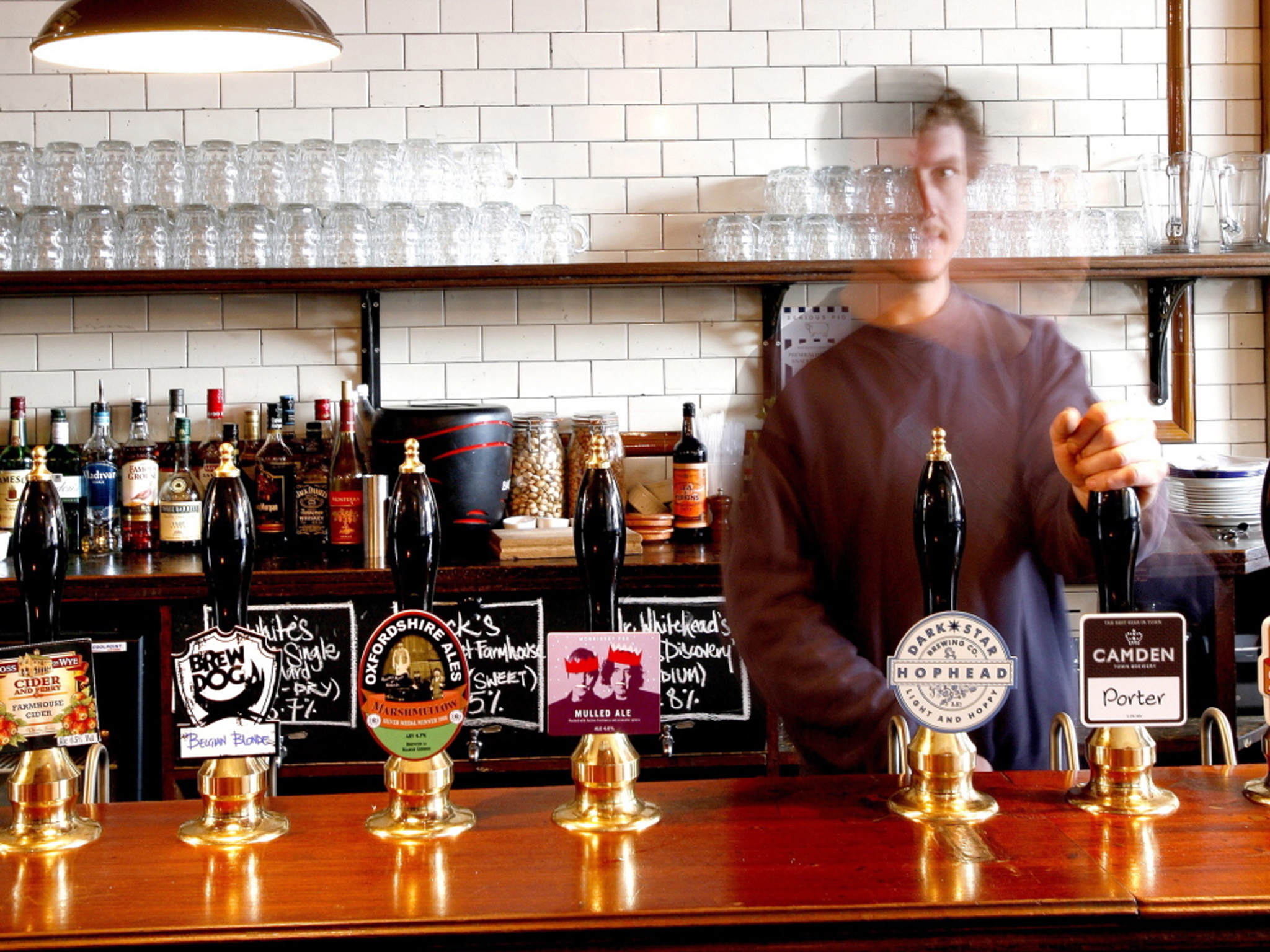 London's best cider pubs