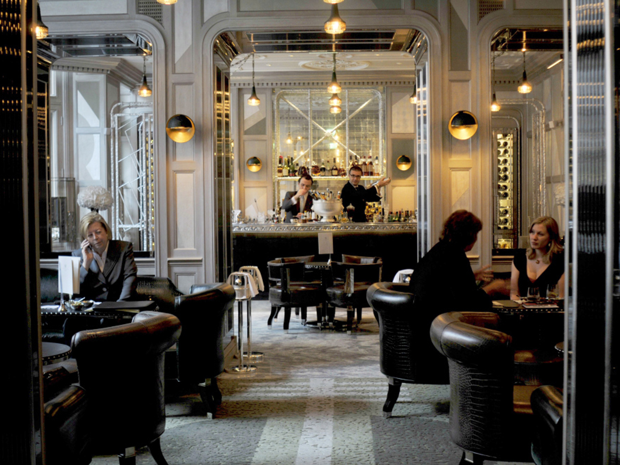 The 100 best bars and pubs in London - The Connaught Bar, Mayfair