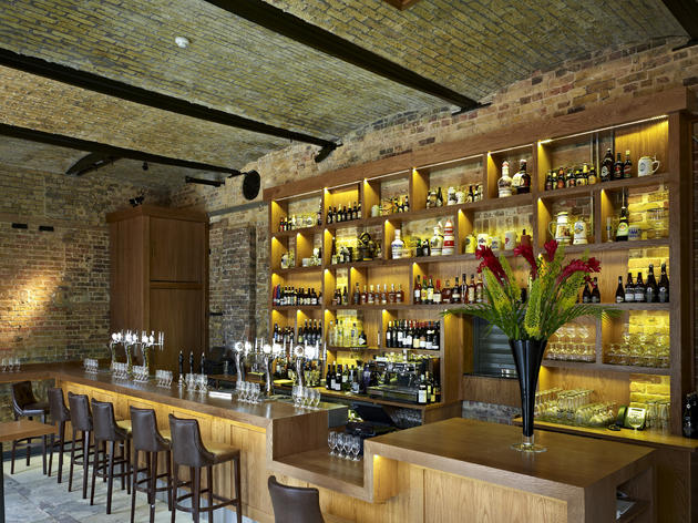 The 100 best bars and pubs in London - The Old Brewery, Greenwich