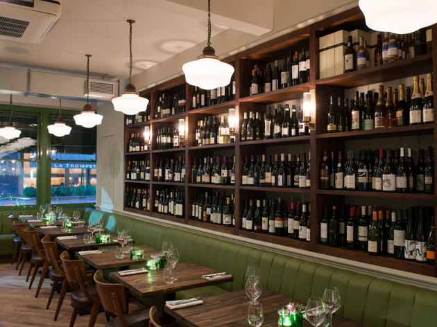 The 100 best bars and pubs in London - Vinoteca, Chiswick