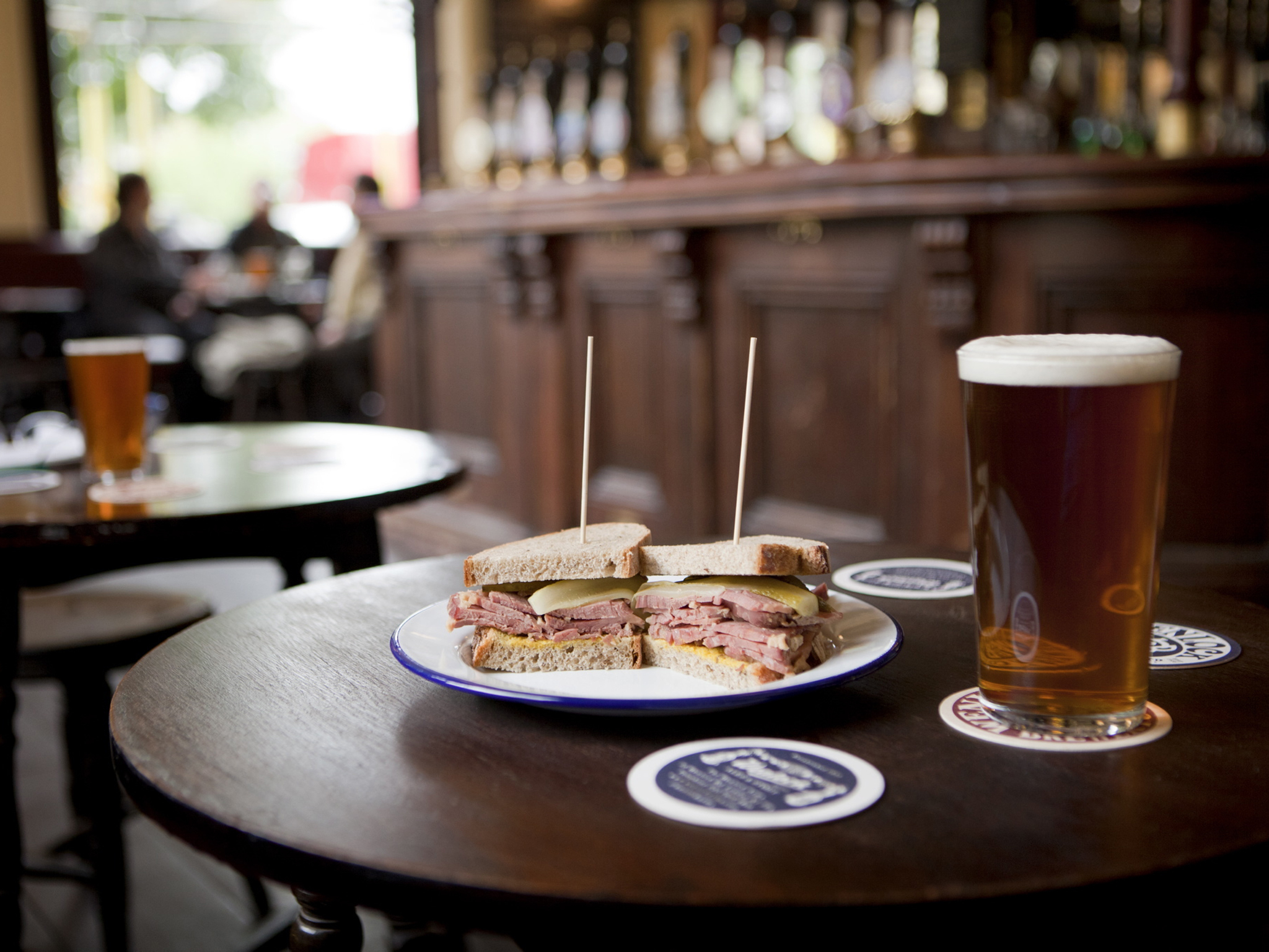 The best pubs in London by area