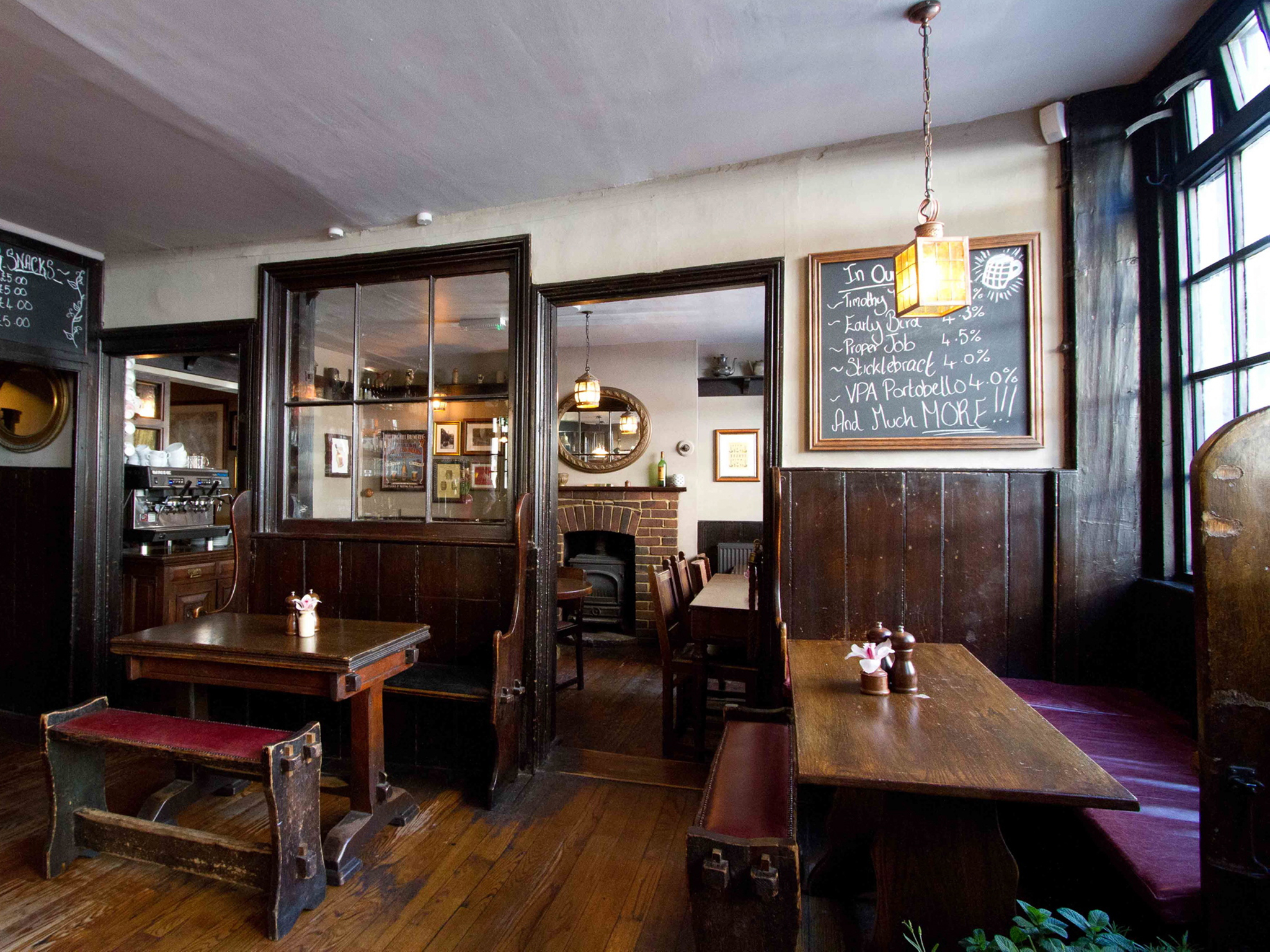 The 100 best bars and pubs in London - Windsor Castle, Kensington