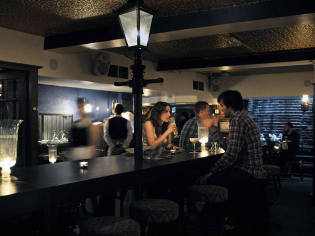 The 100 best bars and pubs in London - Worship Street Whistling Shop, Shoreditch