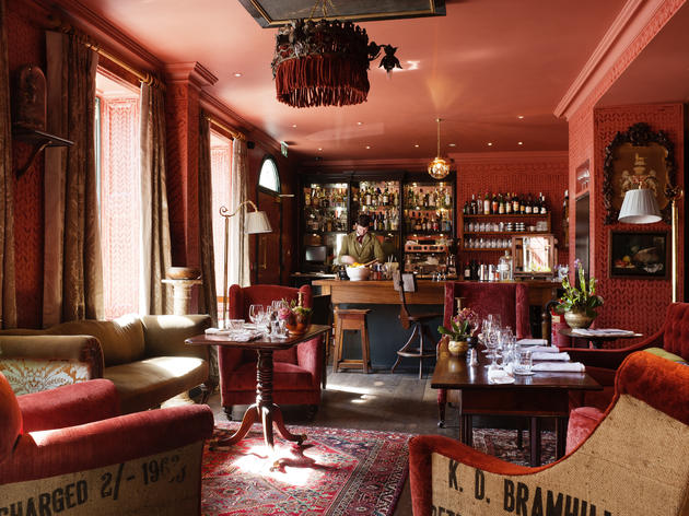 The 100 best bars and pubs in London - Zetter Townhouse, Clerkenwell