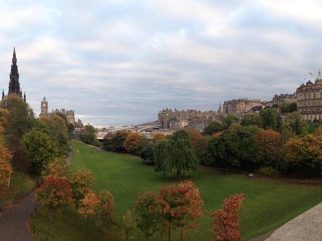 How to be a tourist in Edinburgh - even if you've lived here for years