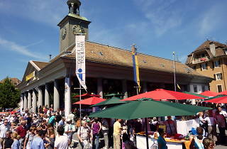 Vevey folk market
