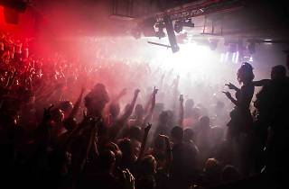 Saturday at Ministry of Sound