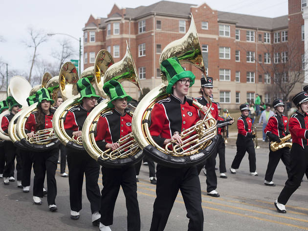 South Side Irish Parade 2015