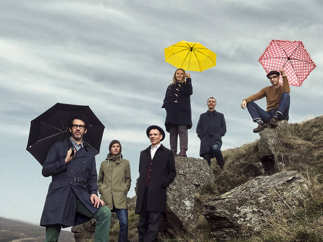 Belle & Sebastian 'Girls in Peacetime Want to Dance'
